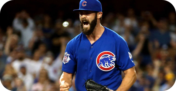 Baseball no-hitter Jake Arrieta